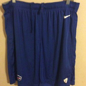 Buffalo Bills Nike Dri Fit NFL Shorts sz 32